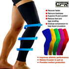 Leg Brace Thigh High Compression Sleeve Socks Support Pain Relief Men Women OBS