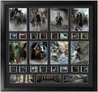 The Hobbit: Desolation of Smaug Large Character Film Cell Montage