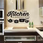 Wall Sticker Pvc Kitchen Home Art Wall Decal Bedroom Room Decoration Accessories