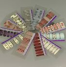 Color Street Nail Peel Strips ~ Different HOLIDAYS ~ New ~ No Box ~ Sealed