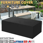 Au Waterproof Outdoor Furniture Cover Garden Patio Rain Uv Table Protector