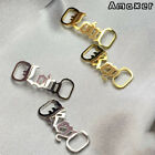 Amaxer Personalized Custom Name Shoe Buckles Boots Sneakers Charm Accessories