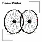 BUCKLOS 26 inch Mountain Bike Wheelset 8-10 Speed Disc Brake QR Front Rear Wheel