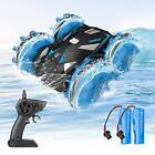Waterproof Remote Control Toy for Age 5-12 4WD RC Boat & Stunt Car GR8 Boys Gift