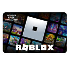 Roblox Gift Card $10 or $25 - Email Delivery