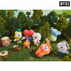 BTS BT21 Official Goods Green Planet Bag Charm Doll + Tracking Number