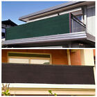 HDPE Knitted Mesh Privacy Garden Netting Fence Screen Fencing Mesh Shade Net