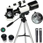 Telescope Astronomical Professional Space Moon Night Hd Star For Kids Monocular picture