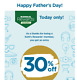 Kohls one time use 30% off entire purchase. exp June 20 (TODAY) in store/online