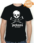 JACKASS (The Movie) T-Shirt Funny Joke & Pranks BIRTHDAY GIFT Choose size/colour