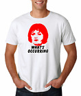 NESSA GAVIN AND STACEY MENS WHITE T SHIRT SM to  XXL
