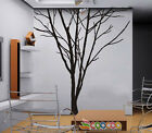 """Wall Decor Decal Sticker Removable triangle 90"""" tree"""