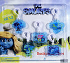 12 SMURFS BACKPACK CLIPS PULLS 2011 3D MOVIE YOU PICK