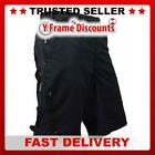 Polaris New Descent Baggy Lightweight MTB Mountain Bike Cycling Shorts in Black
