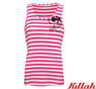 KILLAH BY MISS SIXTY DAMEN TANK TOP DOLLY SINGLET O02700 T-SHIRT GR XS,S,M,L,XL