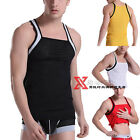 New Men's Sport Tank MV503 White Black Red Yellow M L XL