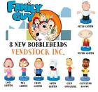 10 NEW RETIRED FAMILY GUY TV SHOW MINI FIGURE BOBBLEHEAD DECORATION YOU PICK ONE