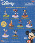 7 NEW RETIRED DISNEY MINI MICKEY MOUSE, DONALD DUCK CUPCAKE TOPPERS YOU PICK ONE