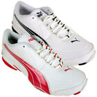 Ladies Puma Tazon II NM White Trainers Running Trainer Shoes Womens Size UK 3-6