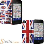Cygnett Union Jack Great Britain Case Cover For iPhone 4 & 4S + Screen Protector