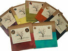"""Wooly Charms In the Patch Designs Over Dyed 5"""" Wool Squares CHOOSE Color Pack"""