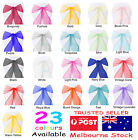 1 x Organza Chair Sashes Cloth Cover Wedding Party Decoration Table Runner