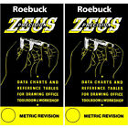 Zeus Precision Engineers Metric Data Book Charts Reference Tables Screw Threads