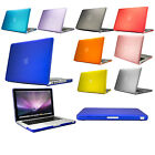 Frosted Matte Rubberized Hard Case Cover for Apple Macbook AIR 11.6' A1370/A1465
