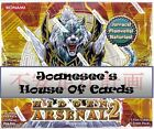 Yu-gi-oh Hidden Arsenal 2 Super Rare Card Selection 031 to 055 Mint 1st Edition