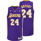 Los Angeles LA Lakers Kobe Bryant 24 Jersey adidas Revolution 30 Swingman Purple