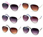 Aviator Sunglasses Retro Metal Mens Womens Classic Pilot Fashion Shades IG9066M