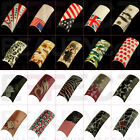 100 Fun Acrylic Pre-Designed Nail Tips 28 Designs to Choose From! UK Seller