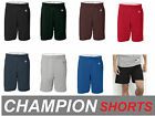 Champion  - Men's Athletic Cotton Gym Shorts - 8187  Size S to 3XL Flat Style