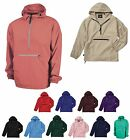 MENS PACKABLE WINDBREAKER, PULLOVER, WATER RESISTANT, UNLINED, S-XL 2X 3X 4X 5X