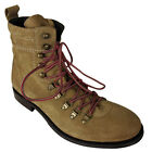 Mens H by Hudson Garrett Hiker Style Leather Ankle Boot Boots Shoes Size UK 6-12