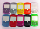 Housing Replacement Cover Case Blackberry Curve 8520/8530 WITH T5 T6 SCREEW Dr