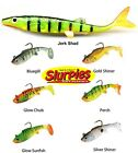 Northland Soft & Chewy Holographic Slurpies Soft Plastic Fishing Creature Baits