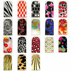 16pcs Nail Foil Nail Art Sticker Patch Nail  Wraps for Fingers & Toes 181198