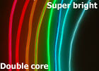 Super Bright Double Core EL Wire Neon String