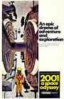 """""""2001. A SPACE ODYSSEY"""" .. Sci-Fi Classic Vintage Movie Poster A1 A2 A3 A4 Sizes"""