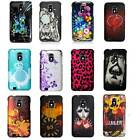 For Samsung Galaxy S II 2 S2 Epic Touch 4G Sprint Skull Design Hard Cover Case