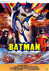 """BATMAN""..Adam West Burt Ward Classic TV Movie Poster A1A2A3A4Sizes"