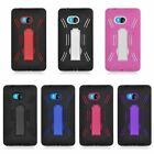 Kickstand Hard Cover Silicone Case Accessory For Nokia Lumia 810 T-Mobile