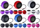 RECHARGEABLE MiNi PORTABLE TRAVEL BASS SPEAKER FOR Samsung W8550 n More Phones