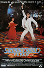 """SATURDAY NIGHT FEVER""..John Travolta..Classic Movie Poster A1A2A3A4Sizes"
