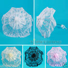 New Luxury Elegant Lace Umbrella Bridal Parasol Wedding Party Shower Battenburg