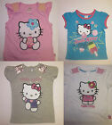 Girls t shirt top HELLO KITTY ex-store M * S short sleeve summer 1 2 3 4 5 6 7 8