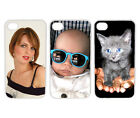 Personalized Photo iPhone 4/4S Custom Picture on TPU SILICONE RUBBER Case Cover