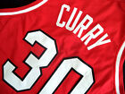 STEPHEN CURRY #30 DAVIDSON COLLEGE WILDCAT JERSEY NEW RED - ALL SIZES