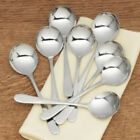 Внешний вид - RSVP MONTY'S STAINLESS STEEL 18/10 SOUP SPOON SETS 2, 4 OR 8 SPOONS MD IN ITALY